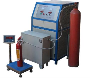 3C认证消防产品之灭火剂充装设备