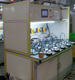 泵阀类综合性能模拟试验机
