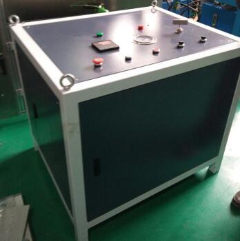 便携式高压气体增压控制系统