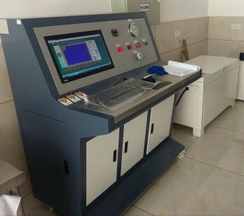 缠绕管静液压试验机