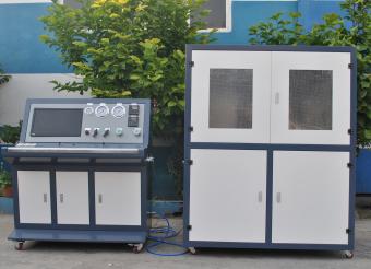 电抗器冷却装置流量压力损失压力循环试验机