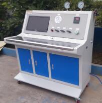 发动机转子定子气密性试验机