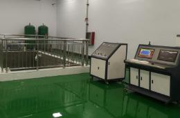高压容器气密性试验台