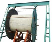 钢筋混凝土排水管内水压试验机