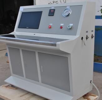 釜用机械密封气密性试验机