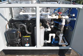 散热器冷热水循环试验机
