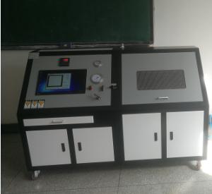 换热器水压压力实验台