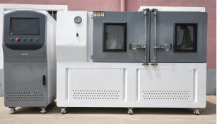 冷却水管脉冲测试台
