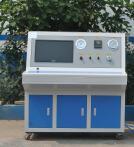 煤矿液压支架胶管试验台