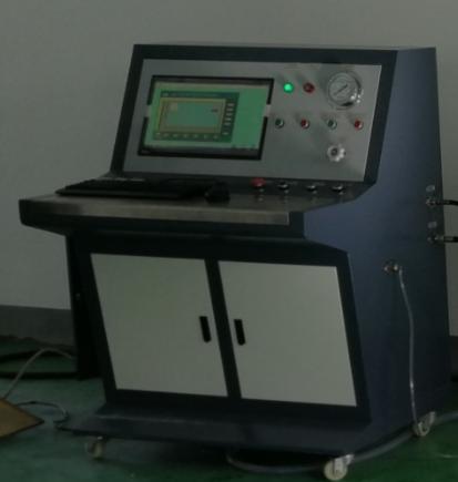 内燃机换热器静压强度试验机
