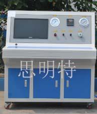内衬塑结合强度试验装置