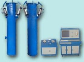 气瓶水压试验机