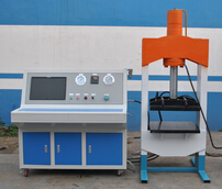 灭火器筒体压扁试验机-气瓶压扁试验机-钢瓶压扁试验机