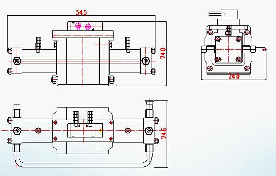 气体冠亚br88电话尺寸图
