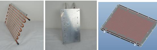 汽车水冷板压降测试装置