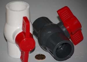 塑料球阀静液压试验
