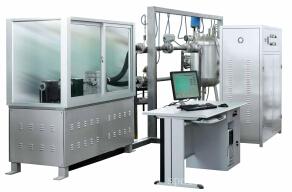 水压试验系统、增压柜