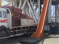 石油套管气密封检测设备