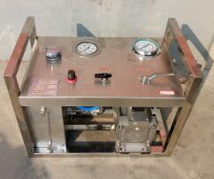 液压移动压力设备