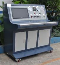 后悬置装配总成液压与气压试验台