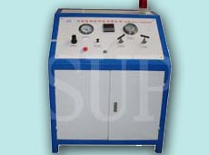 油井水压试验设备