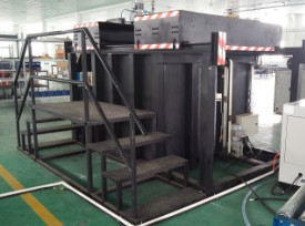 压缩机壳体气密性试验装置